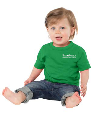 Precious Cargo� Infant 5.4-oz 100% Cotton T-Shirt. CAR54I