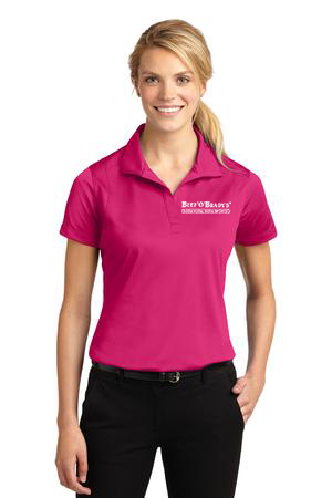 Sport-Tek� Ladies Micropique Sport-Wick� Polo. LST650
