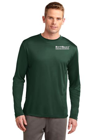 Sport-Tek® Long Sleeve PosiCharge™ Competitor™ Tee. ST350LS